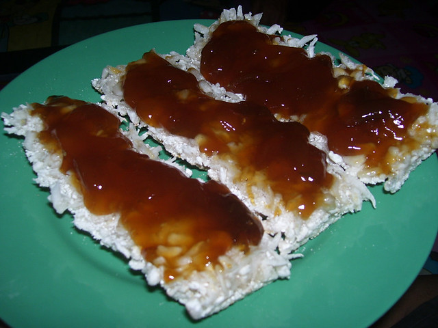 Kue Rangi Kue Rangi Is Made Out Of Baked Coconuts And