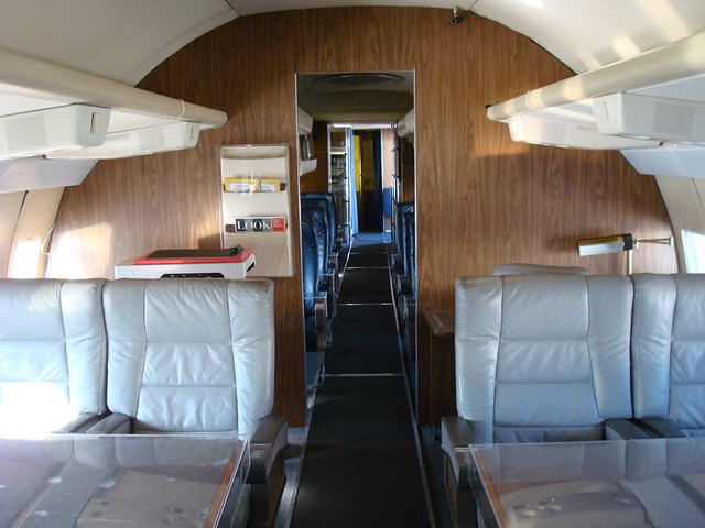 Air Force One Interior