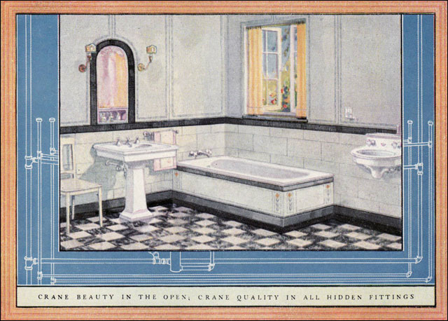 New Style Bathroom Designs