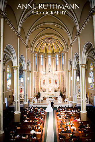 St Joseph S Parish Wedding Joliet Il Photo By Www Anner Flickr