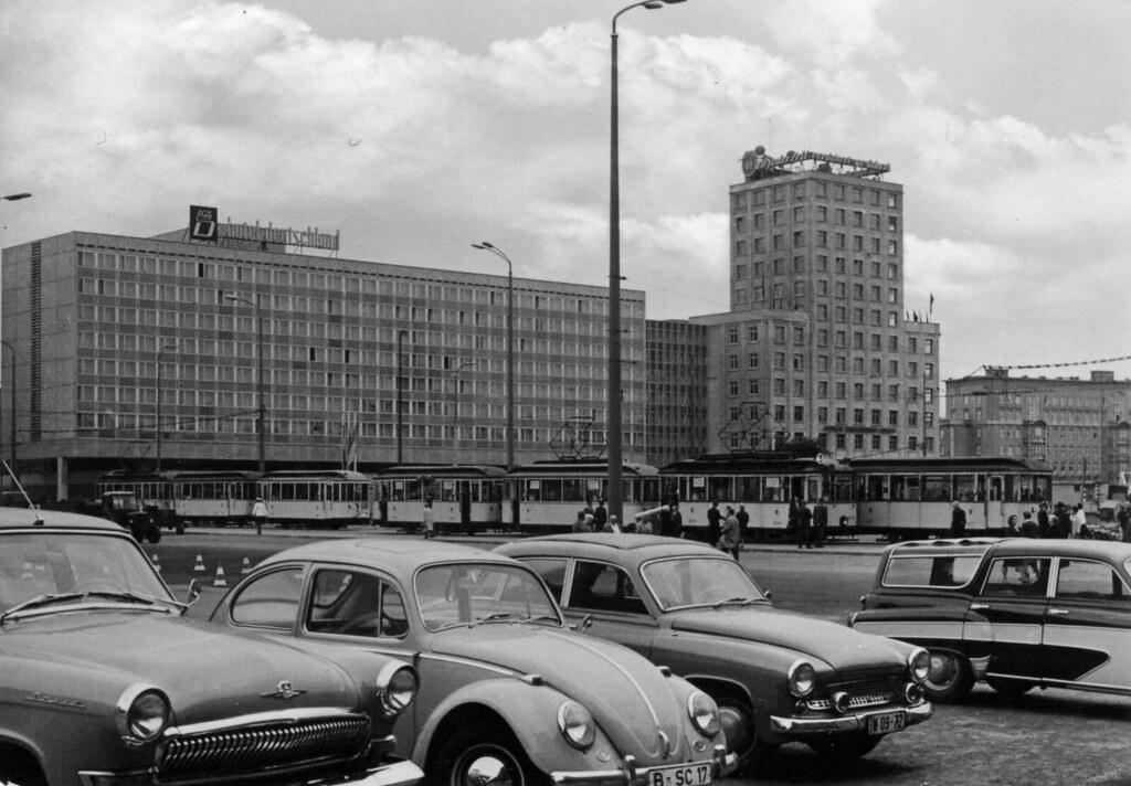 Ddr Postcard Leipzig 1965 Quot Interhotel Deutschland Quot An Exce Flickr
