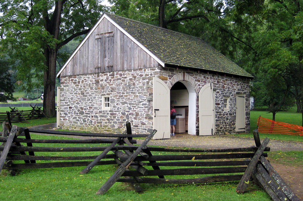 Pennsylvania Valley Forge Washington S Headquarters P
