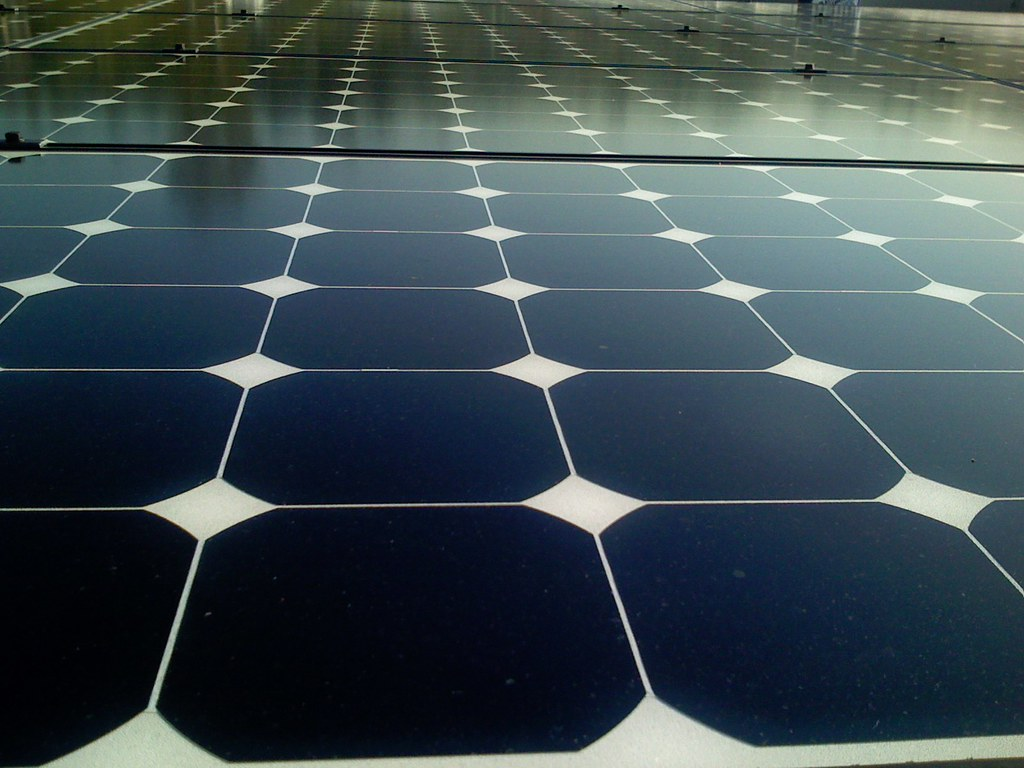 Solar Panels Grid Tie Solar System Project 3 Trees