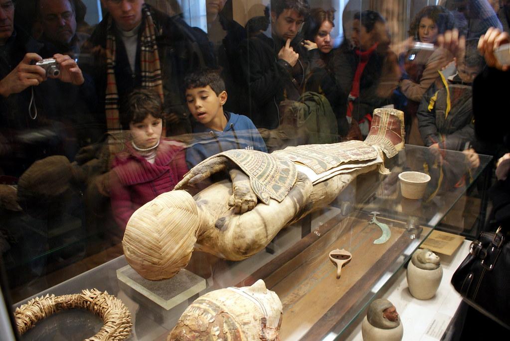 Mus 233 E Du Louvre Mummy Mus 233 E Du Louvre Mummy Flickr
