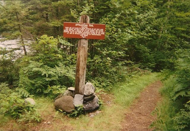 100 Trail Wadleigh Maine Wilderness Pond Mile