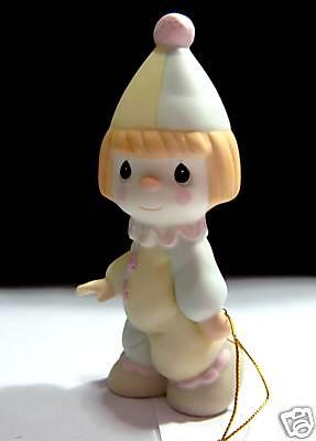 Enesco Precious Moments Birthday Train Clown Figurine Flickr