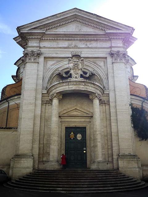 Sant Andrea Al Quirinale Exterior Learn More On