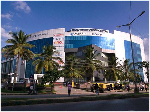 Maruthi Infotech Center Bangalore India Coni H 246 Rler