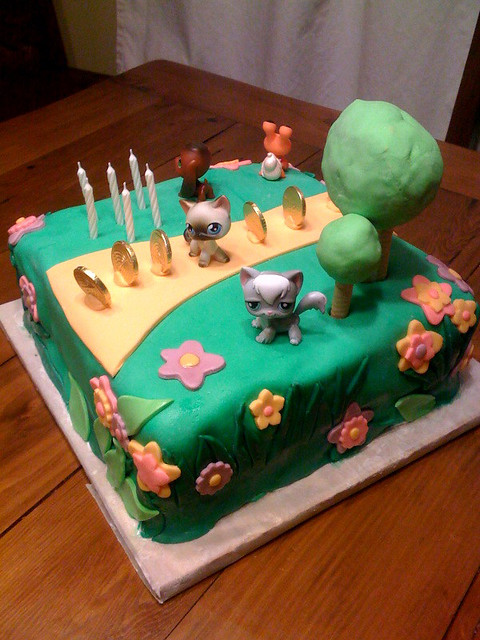 Birthday Cake Pictures Free