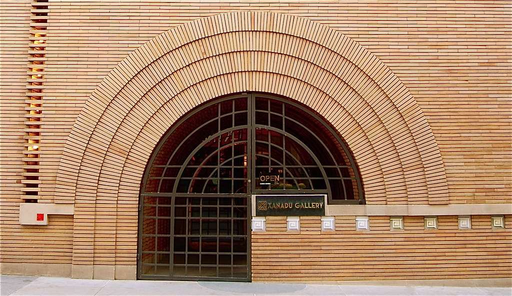 Frank Lloyd Wright V C Morris Gift Shop In San Francisc