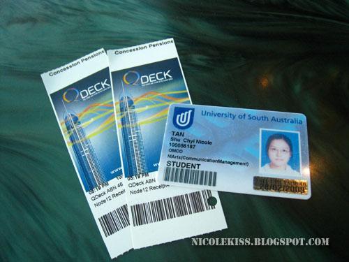 Unisa Student Card Nicole Tan Flickr