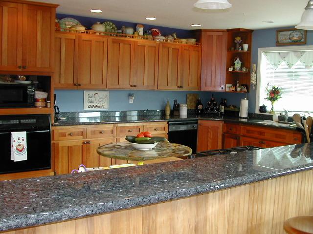 Blue White Kitchen Ideas