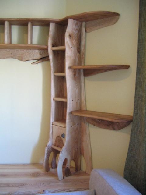 Wood Shelves 5 Www Dabasformumebeles Lv Shelves From