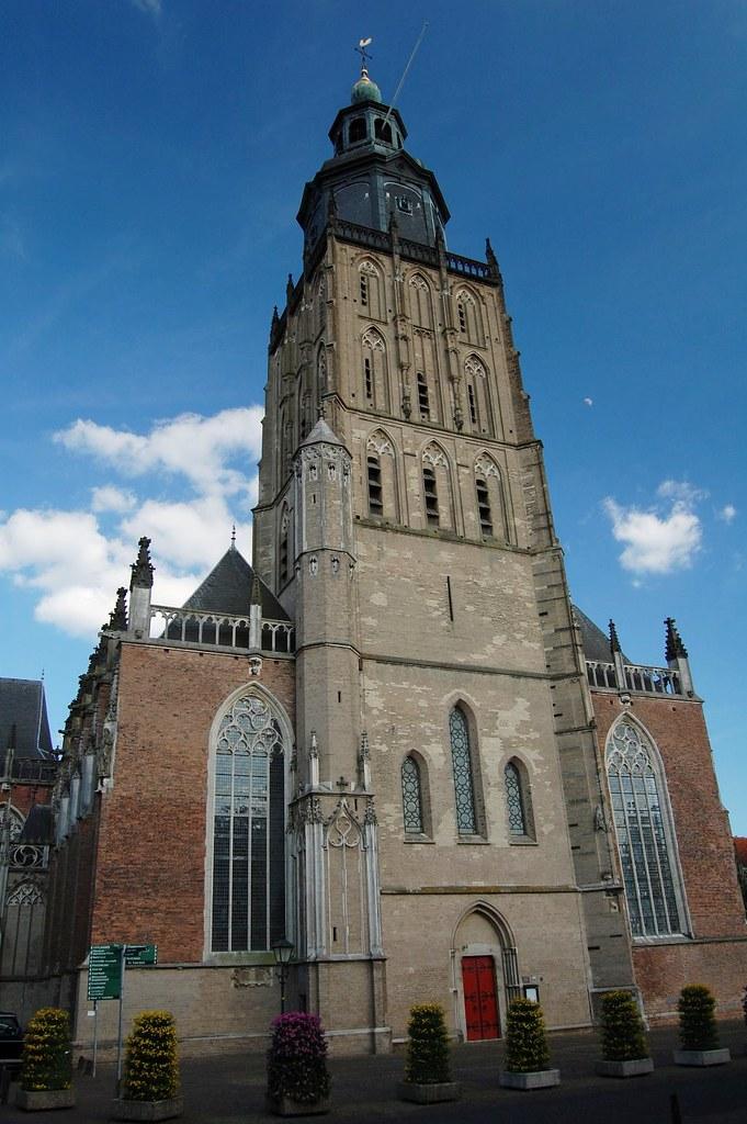 Grote Kerk Zutphen View Large De Sint Walburgiskerk