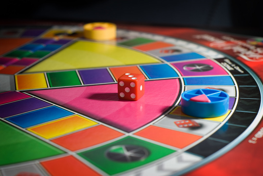Trivial Pursuit One Of The Best Board Games Ever Made