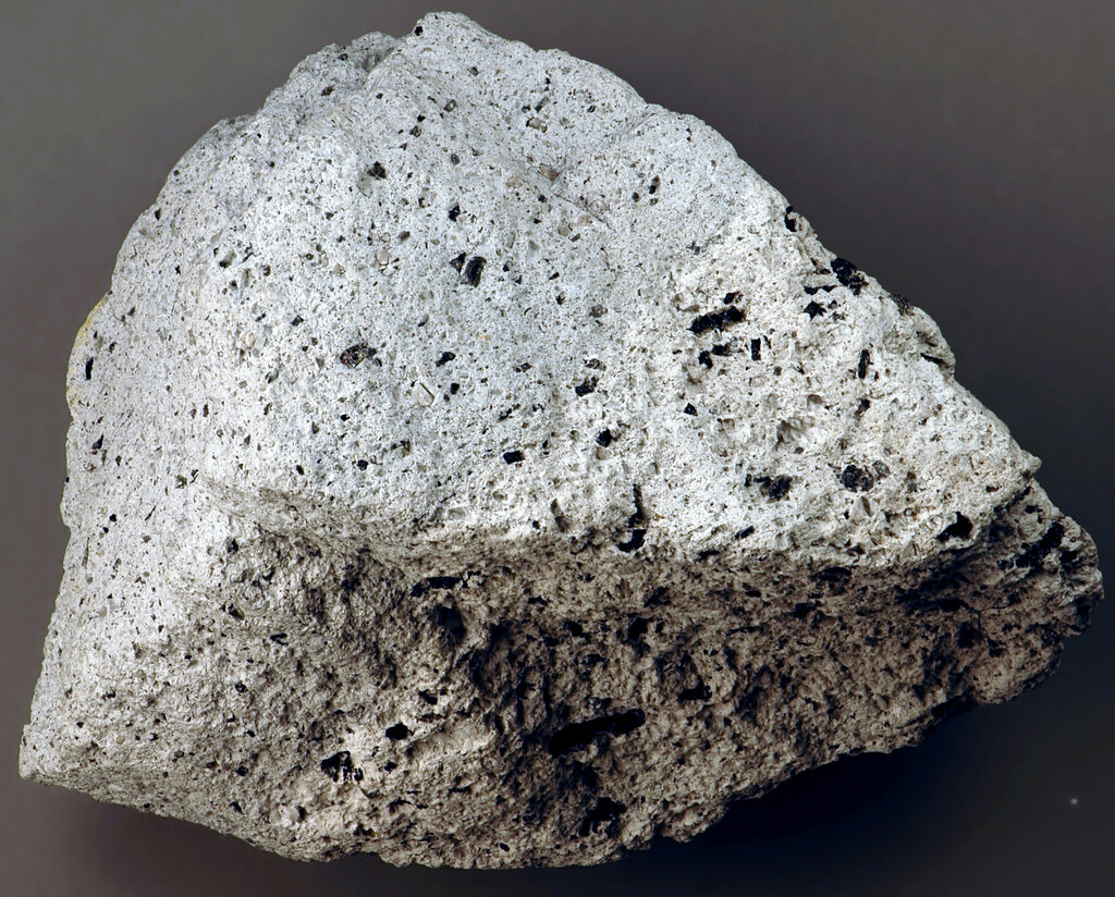 What Color Volcanic Rock