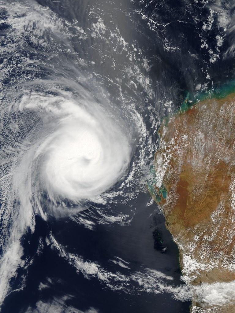 Tropical Cyclone Carlos Nasa Image Acquired February 24 2 Flickr