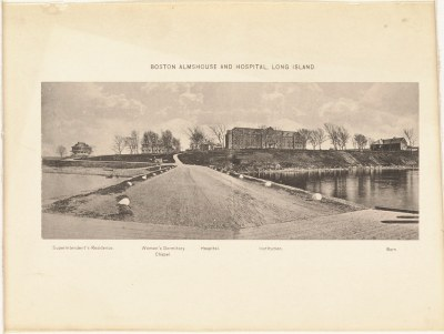 Boston almshouse and hospital, Long Island | File name: 08 ...