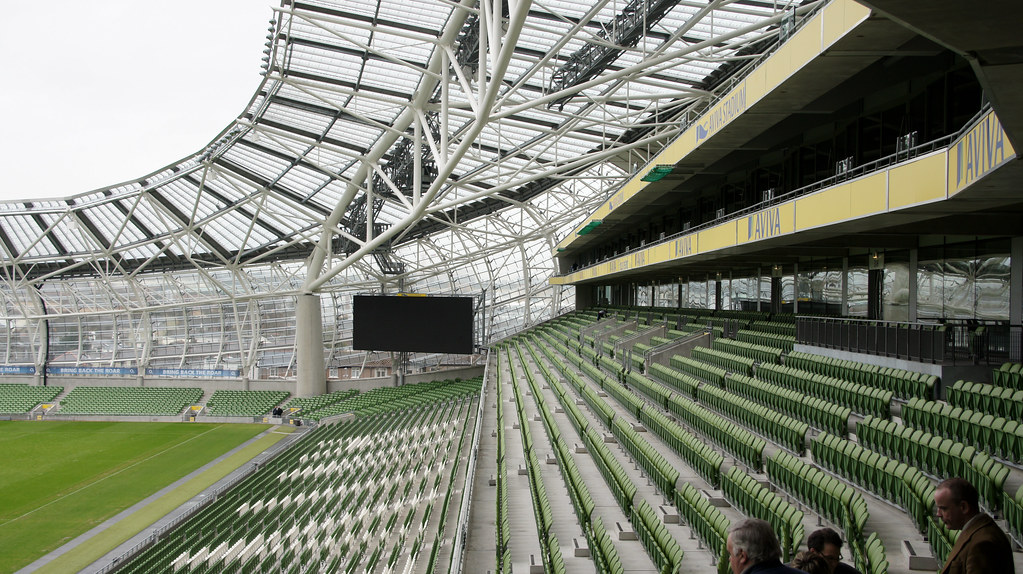The Aviva Stadium Lansdowne Road Dublin The Aviva