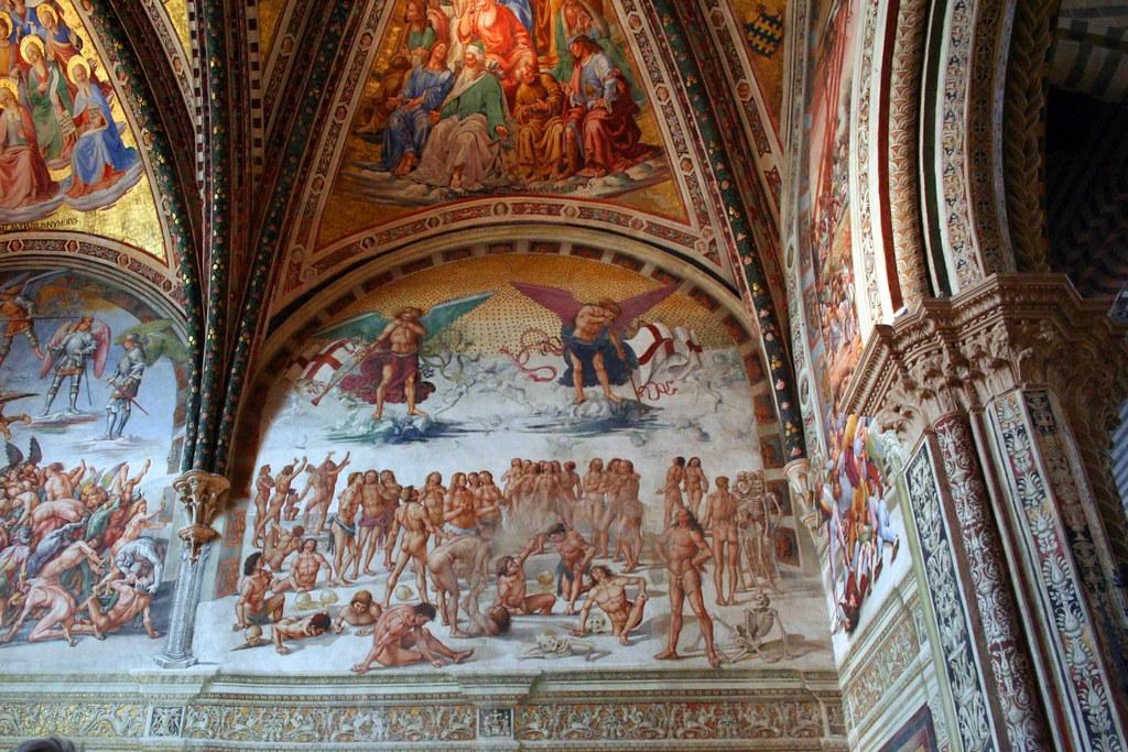 Img 9365 Orvieto Duomo Cappella Di San Brizio Luca