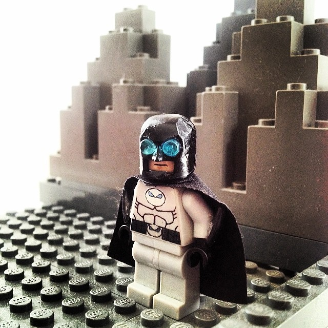 New 52 Owlman Crimesyndicate Owlman New52 Lego Foreve