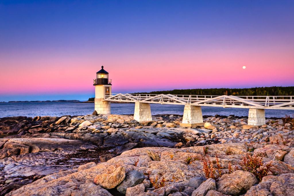 Marshall Point Lighthouse Marshall Point Lighthouse Is