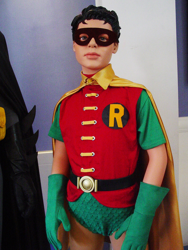 Robin The Boy Wonder | I purchased some really nice thick ...