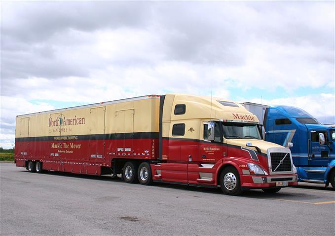 ''North American Van Lines-Mackie'' 1 | St-Jean Port Joli ...