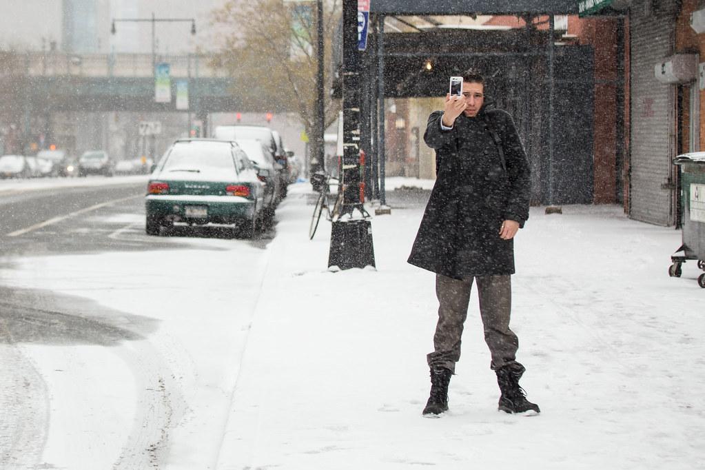 Snow Storm 2013 Long Island