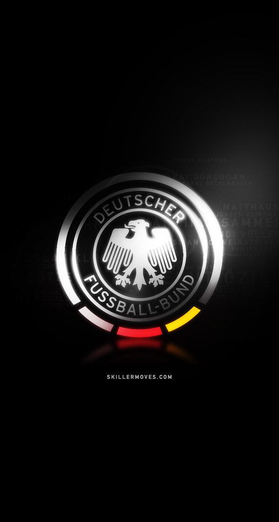 Deutschland World Cup Logo