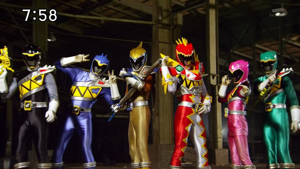 Kyoryuger [With Kyoryu Red Carnival] 12 | This is the ...