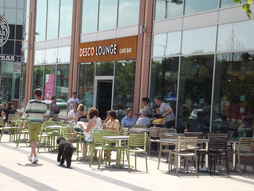 Shirley Parkgate Desco Lounge Cafe Bar Shirley