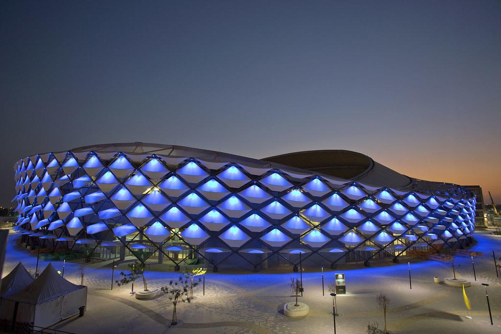 Hazza Bin Zayed Stadium Abu Dhabi City Of Al Ain United