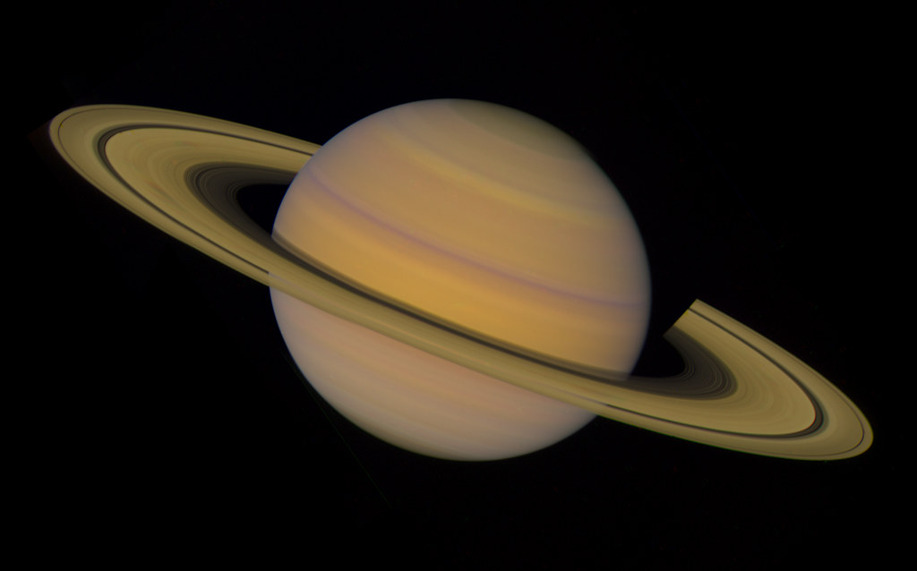 Saturn Pictures Nasa