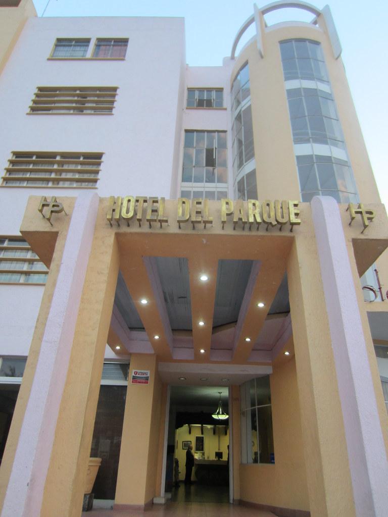 Hotel Del Parque En Centro Guadalajara Jalisco Mexico Flickr