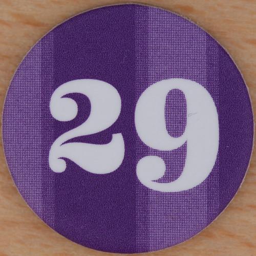 M&S Purple Bingo Number 29 | Leo Reynolds | Flickr