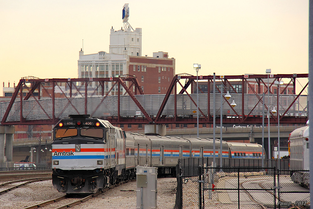 Amtrak Station Kansas City Mo