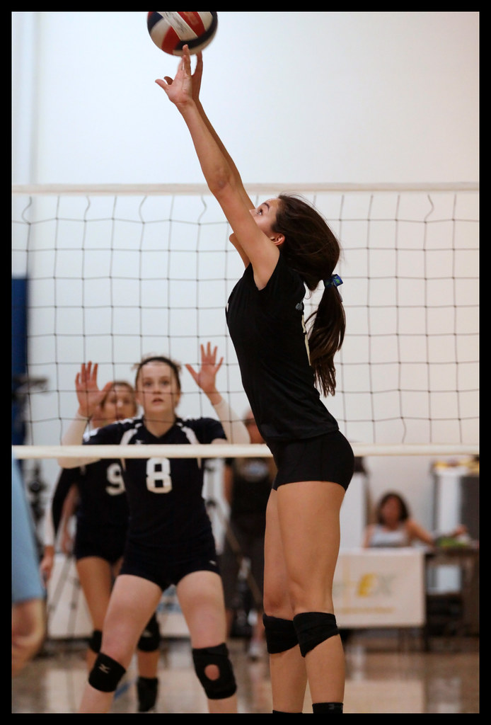 Girls Volleyball 3813 A Few Shots From This Week S