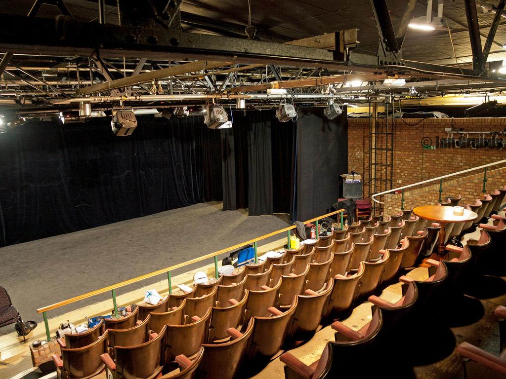 Dylan Thomas Theatre 8976 Dylan Thomas Theatre The