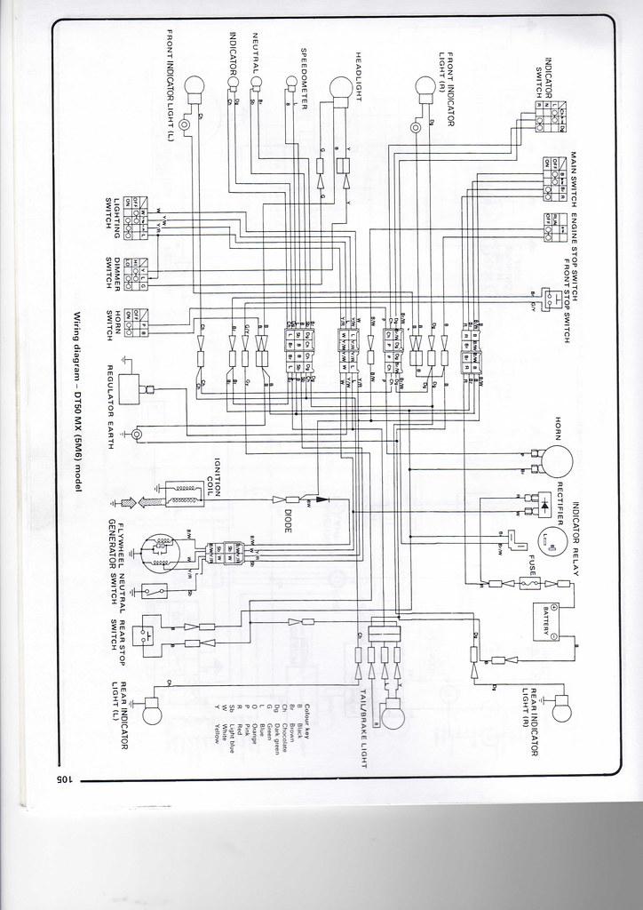 2014 R6 Wiring Diagram Yamaha