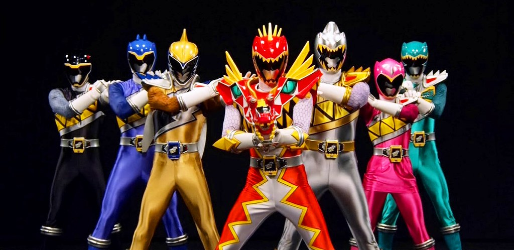 Kyoryuger [With Kyoryu Red Carnival] 34 | This is the ...