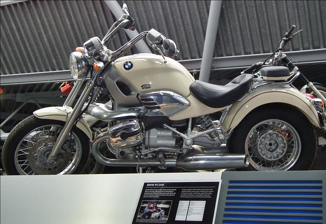 Bond James Bmw Motorcycle Style
