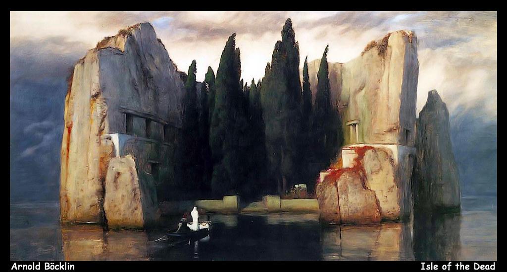Boecklin Painting Arnold