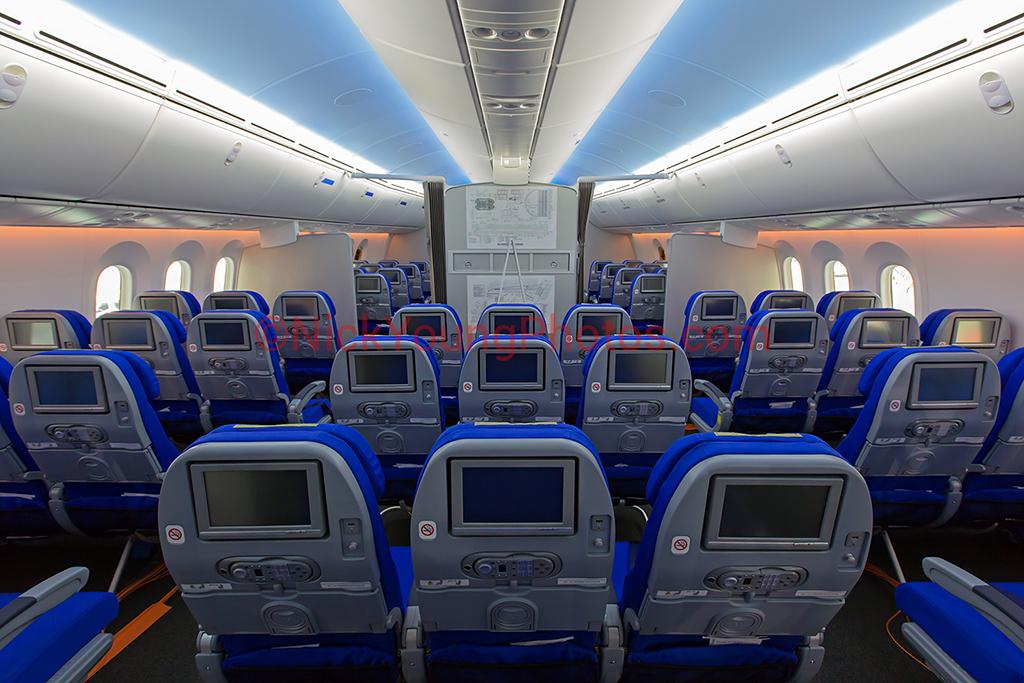 Boeing 747 Seating Jet 8