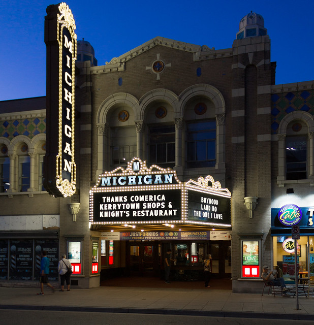 Garden Theater Detroit Mi