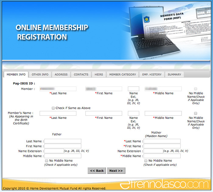 How Do Online Registration