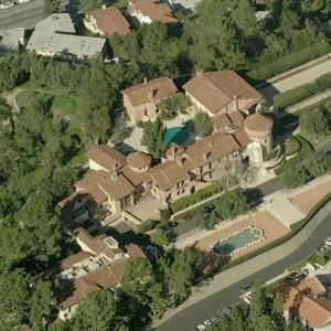 Katy Perry's House in Los Angeles, CA - Virtual Globetrotting