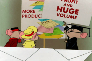 Looney Tunes Episode By Word Of Mouse