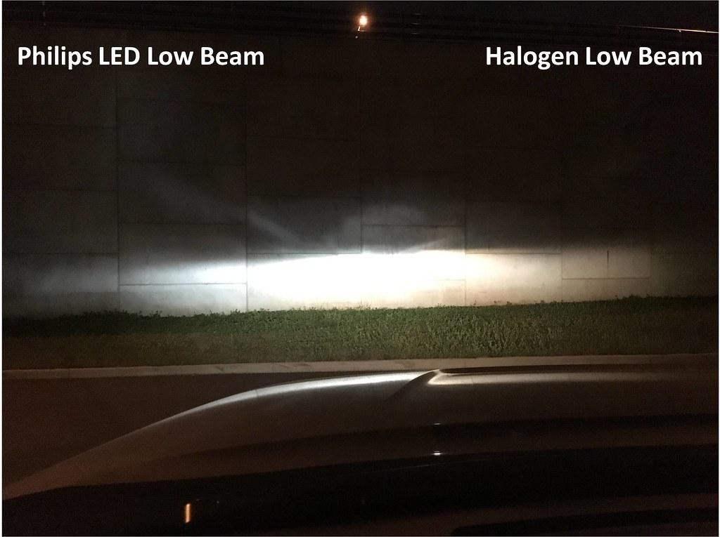 Led Fog Lights Vs Halogen