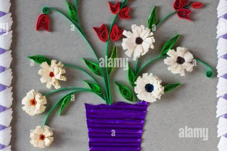 Handmade Craft Ideas Paper Quilling Best For Kids On Activities